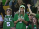 jeremy fry dancing nerd at celtics game